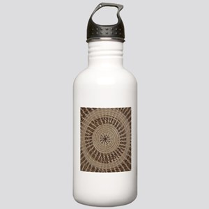 Sweetgrass Basket Design Water Bottle