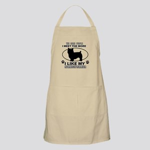 Norwich Terrier lover designs Apron