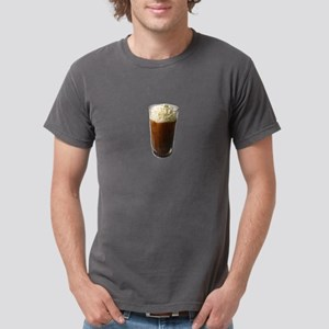 Iced Coffee Whipped Crea Mens Comfort Colors Shirt