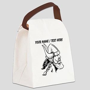 Custom Viking Canvas Lunch Bag
