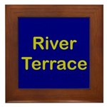 River Terrace Framed Tile