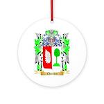 Chiechio Ornament (Round)