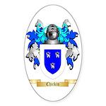Chickin Sticker (Oval 10 pk)