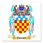 Chicester Square Car Magnet 3