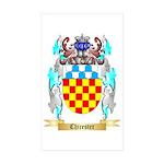 Chicester Sticker (Rectangle 50 pk)