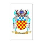 Chicester 20x12 Wall Decal