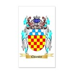 Chicester 35x21 Wall Decal
