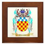 Chicester Framed Tile