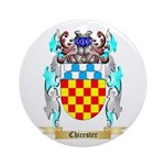 Chicester Ornament (Round)
