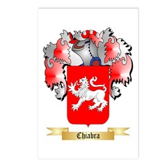 Chiabra Postcards (Package of 8)