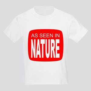 As Seen in Nature Kids T-Shirt
