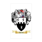 Chezier Sticker (Rectangle 10 pk)