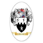 Chezier Sticker (Oval 50 pk)