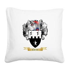 Chezier Square Canvas Pillow