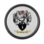 Chezier Large Wall Clock