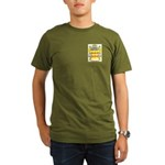 Chezelles Organic Men's T-Shirt (dark)
