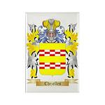 Chezelles Rectangle Magnet (100 pack)
