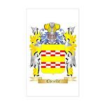 Chezelle Sticker (Rectangle)