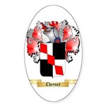 Cheyney Sticker (Oval 50 pk)