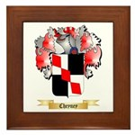 Cheyney Framed Tile