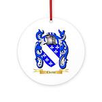 Cheyne Ornament (Round)