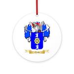 Chew Ornament (Round)