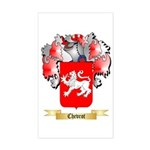 Chevrot Sticker (Rectangle)