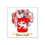 Chevrillon Square Sticker 3