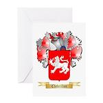 Chevrillon Greeting Card