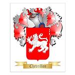 Chevrillon Small Poster