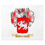 Chevrillon King Duvet