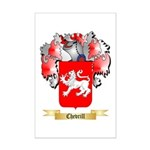 Chevrill Mini Poster Print