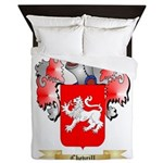 Chevrill Queen Duvet