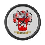 Chevrill Large Wall Clock
