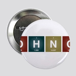 """Oh no! Periodic table style. 2.25"""" Button"""