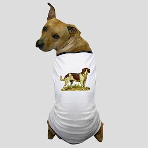 Vintage Dog St. Bernard Dog T-Shirt