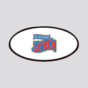 The Incredible Jayden Patches