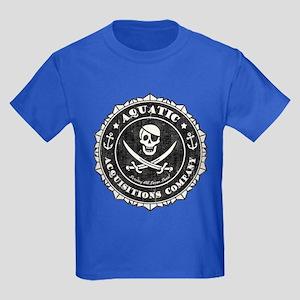 Aquatic Acquisitions Kids Dark T-Shirt