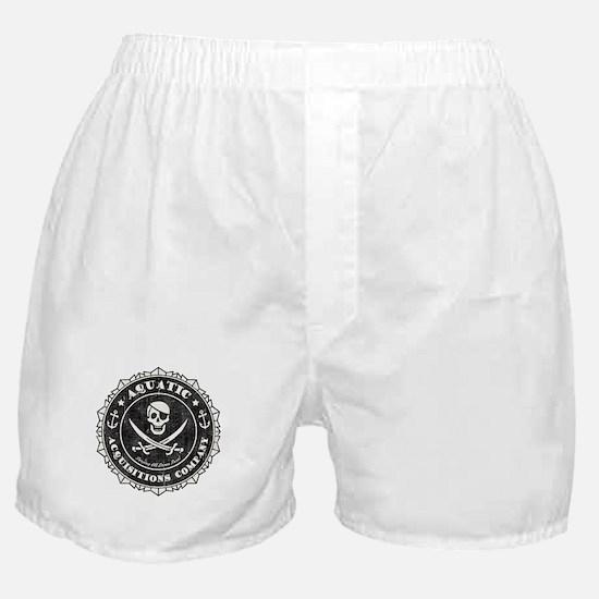 Aquatic Acquisitions Boxer Shorts