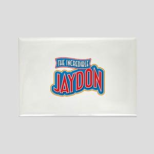The Incredible Jaydon Rectangle Magnet