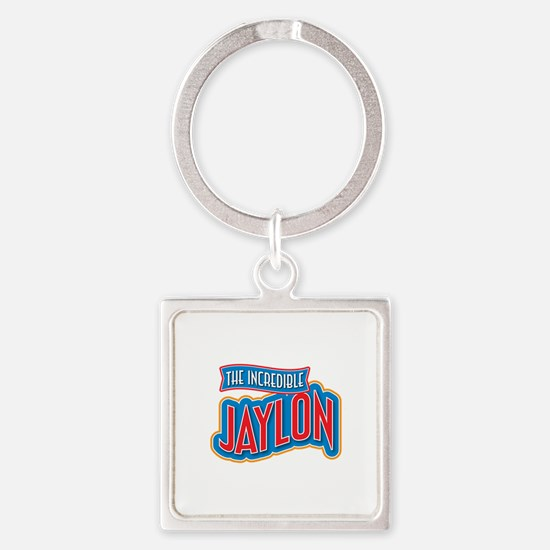 The Incredible Jaylon Keychains
