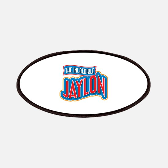 The Incredible Jaylon Patches