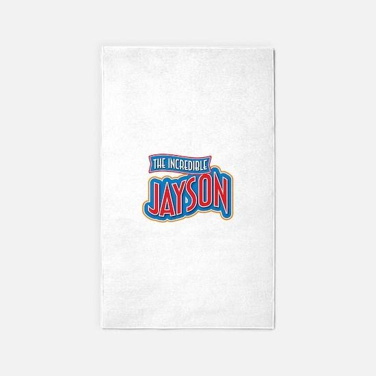 The Incredible Jayson 3'x5' Area Rug