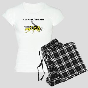 Custom Yellow Jacket Pajamas
