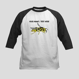 Custom Yellow Jacket Baseball Jersey