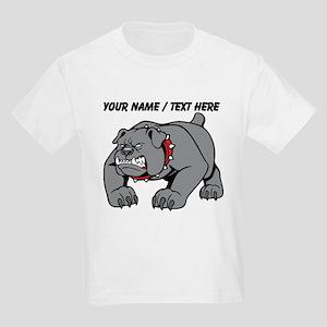 Custom Angry Bulldog T-Shirt