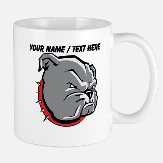Custom Bulldog Puppy Mug