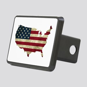Vintage USA Hitch Cover