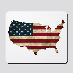 Vintage USA Mousepad