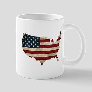 Vintage USA Mug